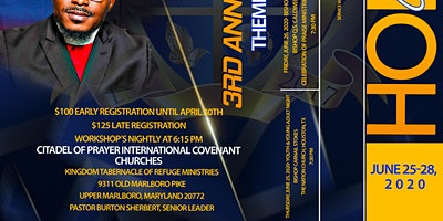 3rd International Holy Convocation 2020