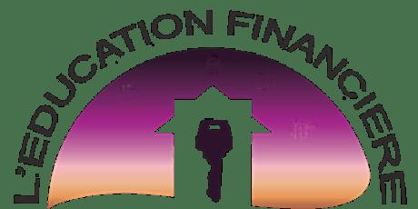 Conférence Education Financière billets