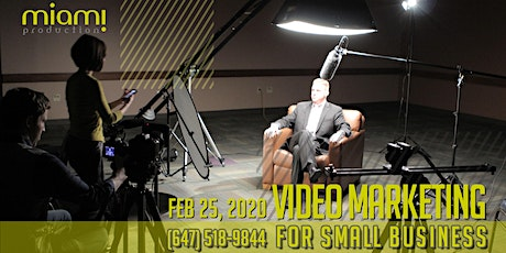 Video Marketing for Small Business tickets