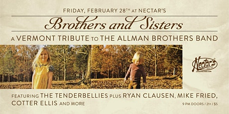 Brothers and Sisters: A VT Tribute to The Allman Brothers w/ The Original Q tickets