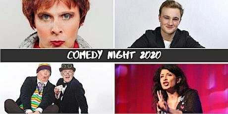 Comedy Night at Chesham Grammar School tickets