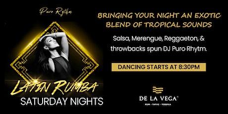Latin Rumba Saturday Nights tickets