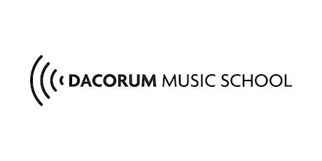 Dacorum Music School Unisound String Day 2020 tickets