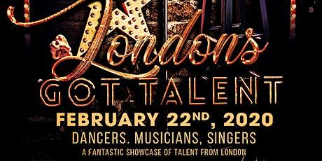 London's Got Talent 2020 tickets