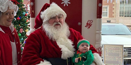 Santa & Mrs. Claus on the Square tickets