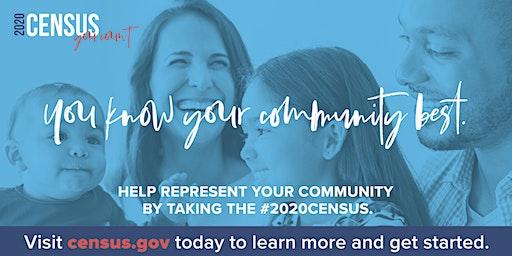2020 Census Community Grant Cohort Session #2