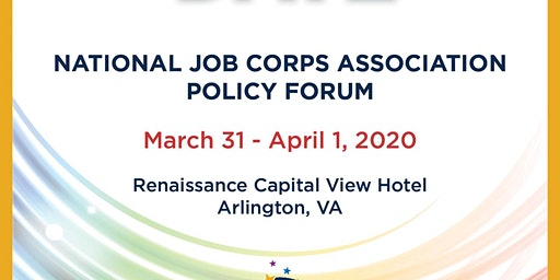 2020 NJCA Policy Forum - Register Today!