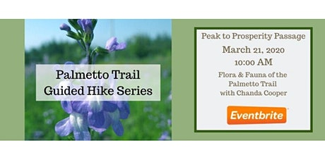 Flora & Fauna of the Palmetto Trail tickets