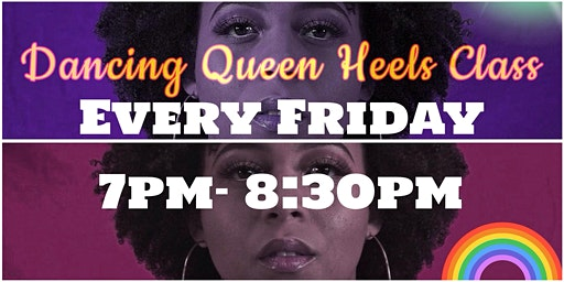 The Dancing Queen Heels Class