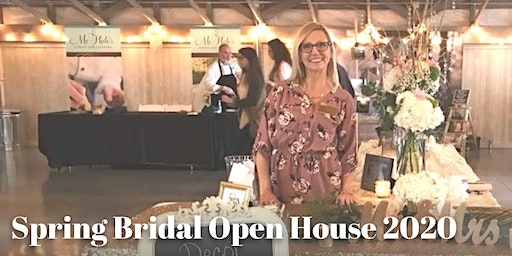 Spring Bridal Open House - Vendor Registration