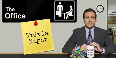 The Office Trivia Night at The Green Pub -VERNON!! tickets