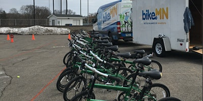 Jackson Bike Maintenance Training
