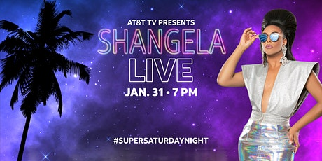 Shangela AT&T Performance tickets
