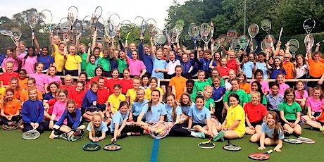Girls' Tennis Camp, 9-18 yrs, 09:45-12:00 each day, Mon 6th - Wed 8th April tickets