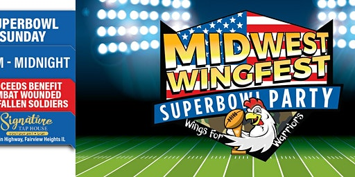 Midwest WingFest Super Bowl Party