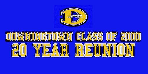 Downingtown Sr. High Class of 2000 / 20 Year Reunion