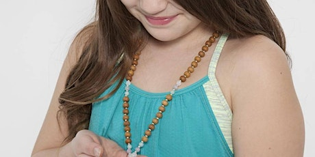 Mala Bead Making: Families & Kids Welcome! tickets