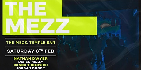 Blackout Presents - The Mezz 8th February  tickets