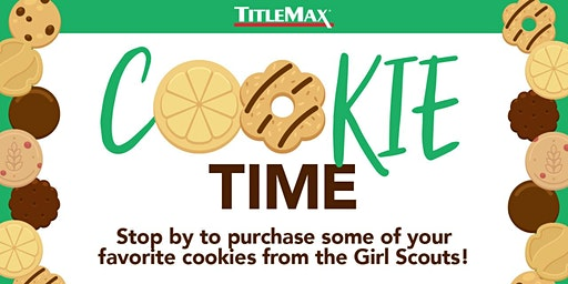 Girl Scout Cookies with TitleMax