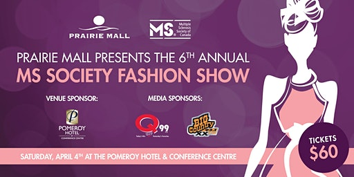 The 6th Annual MS Society Fashion Show