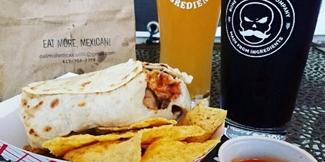 Eat More Mexican! Burrito Pop Up tickets