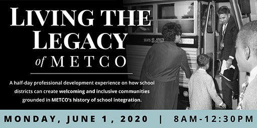 Living the Legacy of METCO - 2020