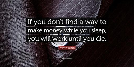 Money While You Sleep - Masterclass (online)