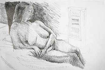 Untutored Life Drawing in Stokenchurch (near Beaconsfield, Thame, Maidenhead, Marlow, Henley & Wheatley)  tickets