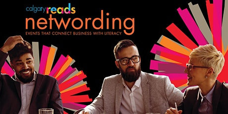 Calgary Reads Networding April 2020 Event tickets