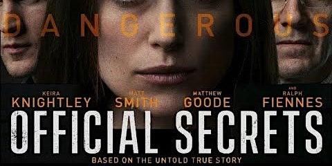 QFA - Official Secrets