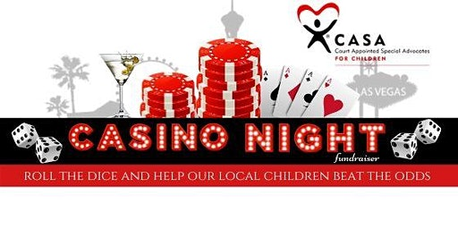 CASA of Northeast Tennessee's Casino Night