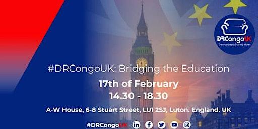 #DRCongoUK: Diaspora Bridging the Education