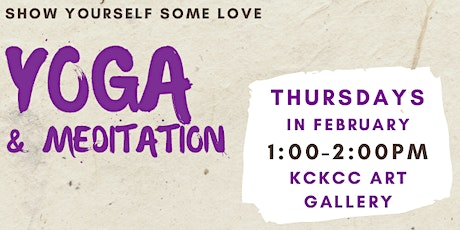 Yoga in the Art Gallery tickets