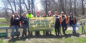 Great Saw Mill River Cleanup 2020: Odell Ave &...