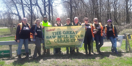 Great Saw Mill River Cleanup 2020: Odell Ave & Executive Blvd., Yonkers  tickets