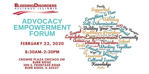 Advocacy Empowerment Forum