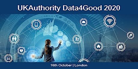 Data4Good 2020 tickets