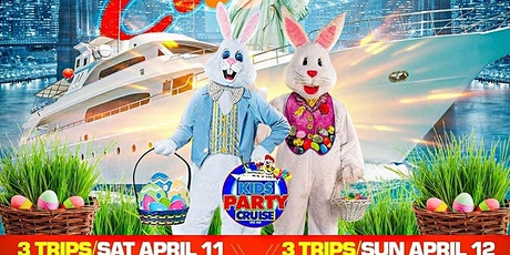 Easter Kids Party Cruise Hosted By The Easter Bunny tickets