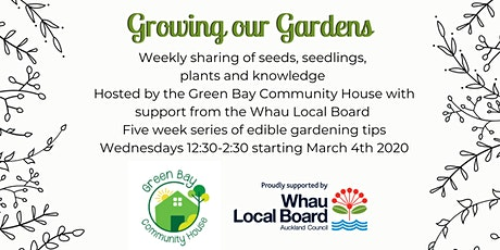 Wednesday Edible Gardening in Green Bay tickets
