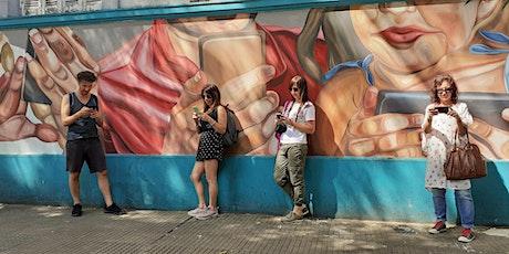 Jueves de Walking Tour Coghlan: arte urbano, paz suburbana entradas