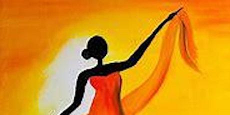 Sunday Paint and Meditative Jazz Class tickets
