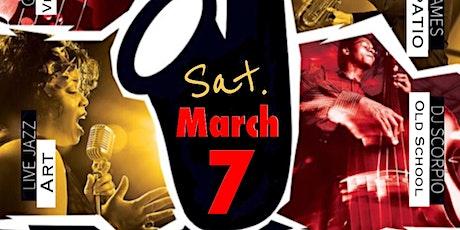 SMOOTH JAZZ @ BISHOP ARTS (Live Jazz|Cocktails|Old School) tickets