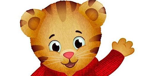 Meet and Greet Daniel Tiger