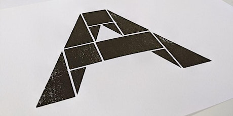 Constructing Type - Modular Printed Typography workshop tickets