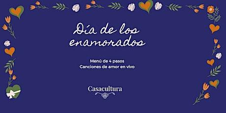 Cena San Valentín - Día de los enamorados entradas