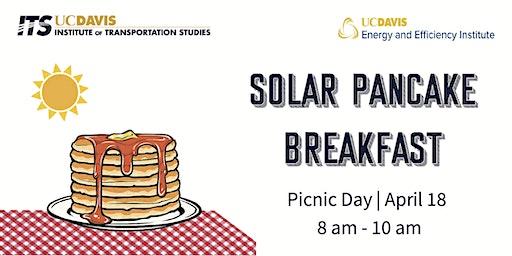 UC Davis Solar Pancake Breakfast 2020