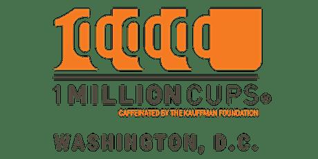 1 Million Cups Washington, D.C 4/1/2020 - Presenting: Telederm Outreach (Location - WeWork NavyYard) tickets