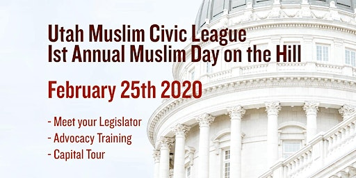 1st Annual Muslim Day On The Hill