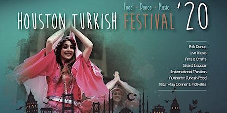 27th Houston Turkish Festival - 2020 tickets