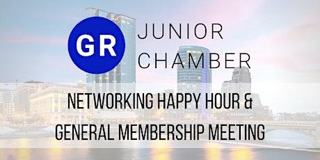 August General Membership Meeting tickets